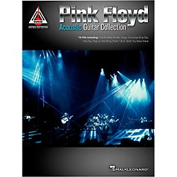Hal Leonard Pink Floyd - Acoustic Guitar Collection Guitar Tab Songbook (121933)