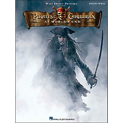Hal Leonard Pirates Of The Caribbean: At World's End arranged for piano solo (313380)