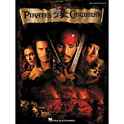 Hal Leonard Pirates Of The Caribbean For Big Note Piano (110165)