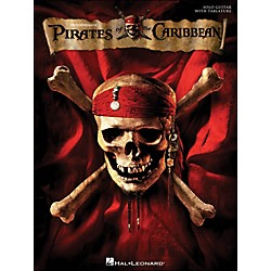 Hal Leonard Pirates Of The Caribbean For Solo Guitar With Tab (702264)