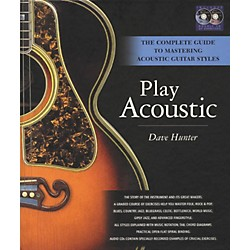 Hal Leonard Play Acoustic (Book and CD Package) (331294)
