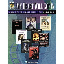 Hal Leonard Play-Along Movie Hits Book with CD Trumpet (841386)