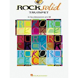 Hal Leonard Play-Along Rock Solid Book with CD Viola (841751)