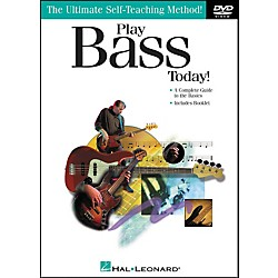 Hal Leonard Play Bass Today! DVD (320356)