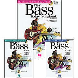 Hal Leonard Play Bass Today Pack (Book/CD) (699684)