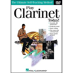 Hal Leonard Play Clarinet Today! DVD (320358)