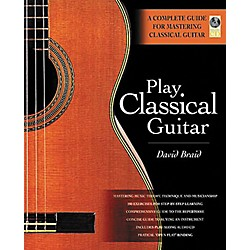 Hal Leonard Play Classical Guitar (330862)