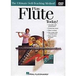 Hal Leonard Play Flute Today! DVD (320360)