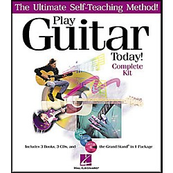 Hal Leonard Play Guitar Today! - Complete Kit (Book/CD) (695662)