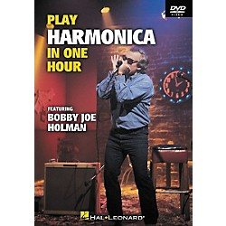 Hal Leonard Play Harmonica In One Hour (DVD) (320435)