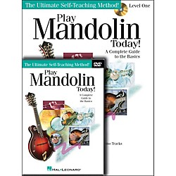 Hal Leonard Play Mandolin Today! Beginner's Pack - (Book/CD/DVD) (701874)