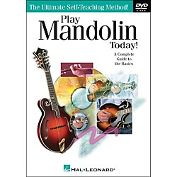 Hal Leonard Play Mandolin Today! DVD (320909)