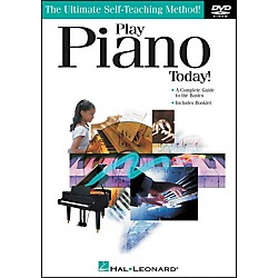 Hal Leonard Play Piano Today! DVD (320354)