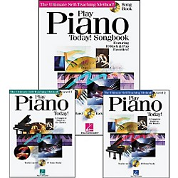 Hal Leonard Play Piano Today Pack (Book/CD) (699686)