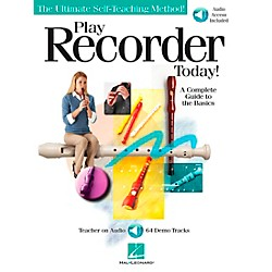 Hal Leonard Play Recorder Today (Book/CD) (700919)