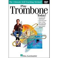 Hal Leonard Play Trombone Today! DVD (320508)