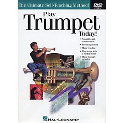 Hal Leonard Play Trumpet Today! (DVD) (320357)