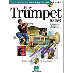 Hal Leonard Play Trumpet Today! Level 1 Book/CD (842052)