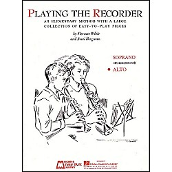 Hal Leonard Playing The Recorder (Alto) (6061)