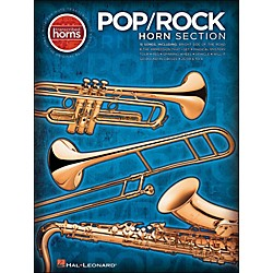 Hal Leonard Pop / Rock Horn Section Transcribed Horns (1149)