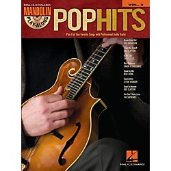 Hal Leonard Pop Hits - Mandolin Play-Along Vol. 3 (Book/CD) (702519)