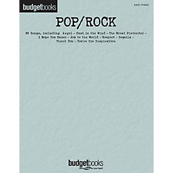 Hal Leonard Pop/Rock - Budget Book Series For Easy Piano (311124)