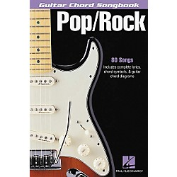 Hal Leonard Pop/Rock Guitar Chord Songbook (699538)