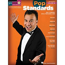 Hal Leonard Pop Standards - Pro Vocal Songbook & CD For Male Singers Volume 26 (740359)