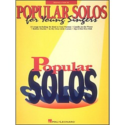 Hal Leonard Popular Solos For Young Singers (747077)