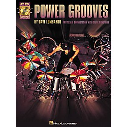 Hal Leonard Power Grooves Book/CD (6620018)