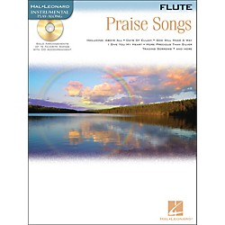 Hal Leonard Praise Songs For Flute Book/CD (842173)