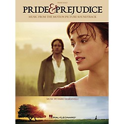 Hal Leonard Pride And Prejudice - Music From The Motion Picture Soundtrack Piano Solo book (313327)