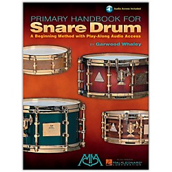 Hal Leonard Primary Handbook for Snare Drum (317120)