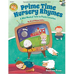 Hal Leonard Primetime Nursery Rhymes - A Mini-Musical Twist to Poetic Favorites Performance Kit (35028913)