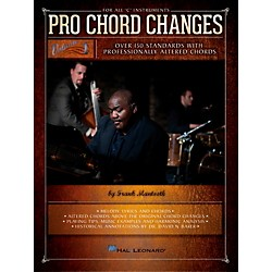 Hal Leonard Pro Chord Changes - Volume 1 (113011)