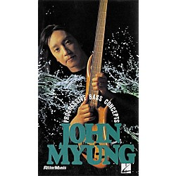Hal Leonard Progressive Bass Concepts - John Myung Video (320213)