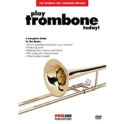 Hal Leonard Proline Play Trombone Today DVD (121311)