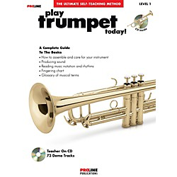 Hal Leonard Proline Play Trumpet Today Book/CD (121299)