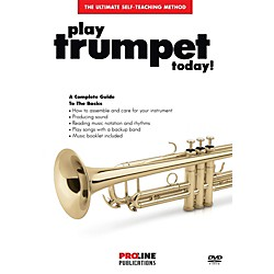 Hal Leonard Proline Play Trumpet Today DVD (121310)