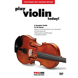 Hal Leonard Proline Play Violin Today DVD (121312)