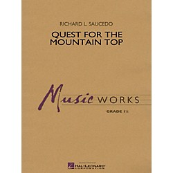 Hal Leonard Quest For The Mountain Top - Music Works Series Grade 1.5 (4003205)