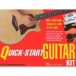 Hal Leonard Quick-Start Guitar Kit (695342)
