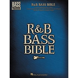 Hal Leonard R & B Bible Bass Guitar Tab Songbook (690745)