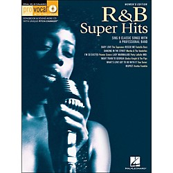 Hal Leonard R&B Super Hits Pro Vocal Songbook/CD For Women Singers Volume 7 (740279)