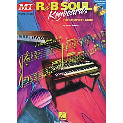 Hal Leonard R'n'B Soul Keyboards Complete Guide Book/CD (695327)