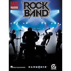 Hal Leonard ROCK BAND BASS TAB SONGBOOK (690946)