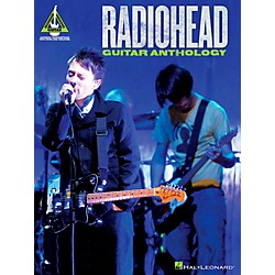 Hal Leonard Radiohead Guitar Anthology Guitar Tab Songbook (109303)