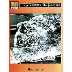 Hal Leonard Rage Against the Machine Bass Guitar Tab Songbook (690248)