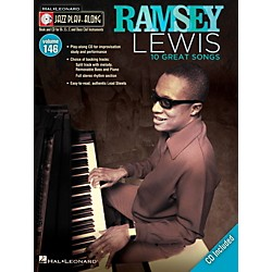 Hal Leonard Ramsey Lewis - Jazz Play-Along Volume 146 Book/CD (843231)