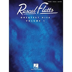 Hal Leonard Rascal Flatts Greatest Hits, Volume 1 - Piano, Vocals, Guitar Songbook (307040)